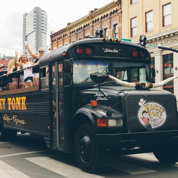 Ultimate Party Bus Nashville